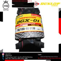 Ban Dunlop DGX 90 100 Ring 16 Ban Trail Dunlop Motocross uk 16 90/100