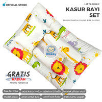 Kasur Bayi / Tempat Tidur Bayi / Bedding Set Littlekiky