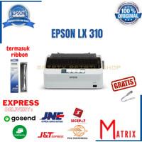 printer epson lx 310 dot matrix original garansi resmi epson