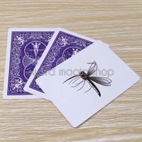 Alat Sulap Kill Mosquito Card - Sulap Kartu - Toko Sulap - Sword Magic