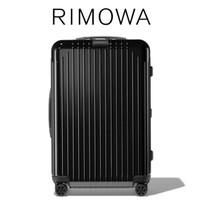 RIMOWA Essential Lite Check In M 59 L - Koper - Black Gloss