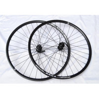 Wheelset Velgset Araya 700c doblewall ALLOY jangkrik