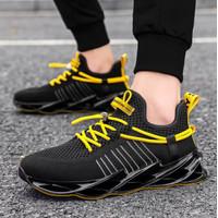 Oisel Sepatu Pria Sneakers Casual Running Sport