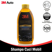 3M Auto Sabun Cuci 500 ML Gold Series Car Wash Soap shampoo 3M-79001