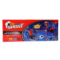 Mainan Olahraga Anak Bola Basket & Sepak Bola Spiderman Sport 2 In 1