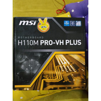 Motherboard MSI H110M PRO-VH PLUS