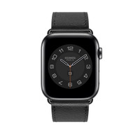ORIGINAL Hermes Leather Single Tour for Apple Watch series 6