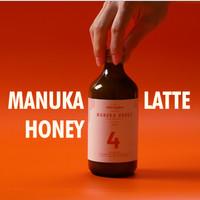 Manuka Honey Cold Brew Latte