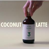 Coconut Cold Brew Latte