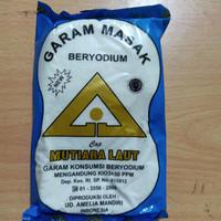 Garam Masak Cap Segitiga Mas 250 G Gram Beryodium Harga Grosir