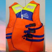Baju Pelampung Atunas/ Size L/ Life Jacket/ Pelindung Badan