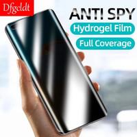 ANTISPY HYDROGEL SAMSUNG S10 PRIVACY FILM Non Tempered - DEPAN BELAKANG