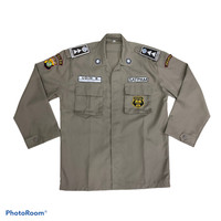 Baju PDL Security Model Baru