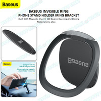 BASEUS INVISIBLE RING PHONE STAND HOLDER UNIVERSAL I-RING BRACKET HP