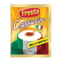 FRESCO CAPPUCCINO 15*25gr / FRESCO CAPPUCINO / KOPI FRESCO CAPPUCINO