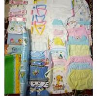 Paket baju bayi murah dan perlengkapan bayi