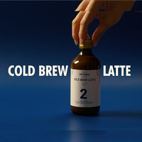 Cold Brew Latte RTD