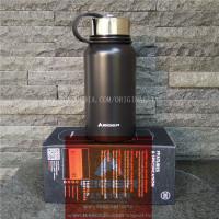 Botol Air Minum Eiger 910004930 Dawson 600ML Water Bottle - Dark Grey