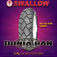 BAN VESPA RING 11 SWALLOW SC103 UK 110/70-11 TUBLESS NOT PIRELLI