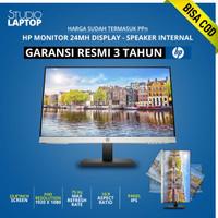 HP LED 24MH 23.8 inch IPS 75Hz Bezeless FHD SPEAKER Monitor PC IPS