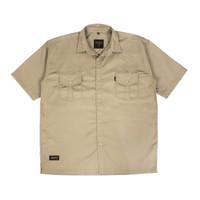 BASIC KHAKI-Kemeja / Baju Kerja Lapangan Nyaman Dipakai by ENGINEER