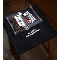 T-Shirt Pourlover x Barista no cincong