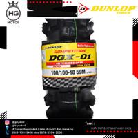 Ban Trail Dunlop DGX-01 Ukuran 100/100 18