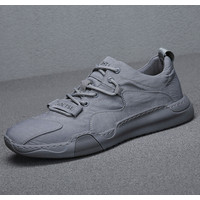 Oisel Sepatu Pria Casual Sneakers Running Sport