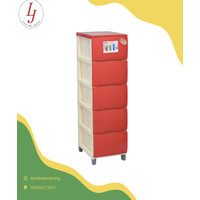 Cabinet / Lemari expanso ss5 Lion Star