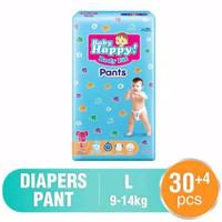 Baby Happy Pants L 30 + 4