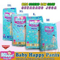 Babby happy pants M/L/XL/XXL/ Gratis ongkir / pempers bayi /popok bayi