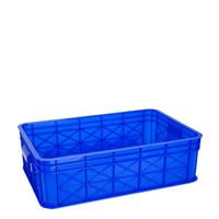 P64xL43xT22 Hanata 2101 Box Container Keranjang Bak Kolam Green Leaf