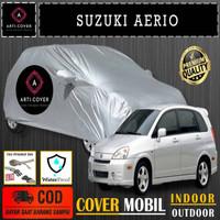 Selimut Sarung Body Cover Mobil Suzuki Aerio Free pengikat ban