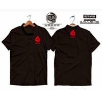 Polo Shirt Kaos Kerah AURA Logo Kaos Game Team E Sport - Gilan Cloth - S