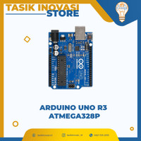 ARDUINO UNO R3 CH340 CLONE ATMEGA328 TERMURAH TANPA KABEL