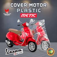 Cover Motor Sarung Motor Smash Jupiter Scopy Nmax Pcx Plastik - MATIC