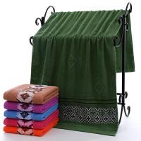 Handuk mandi dewasa cantik murah dan serap air, ukuran 70x140 cm