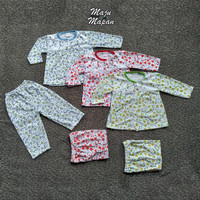 ZPY150 Setelan Baju Bayi Piyama Bayi Panjang Perempuan UNICORN Fauzan