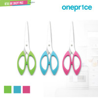 ONE PRICE MULTI PRUPOSE SCISSORS 'FLIPPY' 21 CM / GUNTING DAPUR