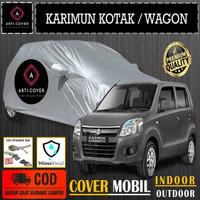Selimut Sarung Body Cover Mobil Karimun Kotak Free pengikat ban