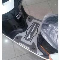 Karpet Scoopy Original Aksesoris Motor Scoopy 2017 Asli Honda 100%