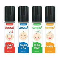 Cessa Baby (0-2 tahun) Cough n flu,Fever drop,Lenire,Bugis away