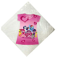Baju Anak My Little Pony / Dress Anak My Little Pony