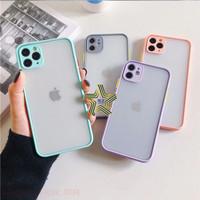 iPhone 6, 6 Plus, 7, 7 Plus, 8, 8 Plus Macaron Hybrid Armor Case - iPh 7