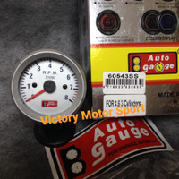 Tachometer Autogauge 2 (RPM meter)