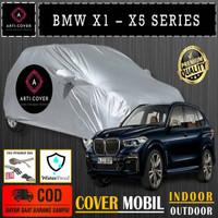 Selimut Sarung Body Cover Mobil BMW X Series SUV Free pengikat ban