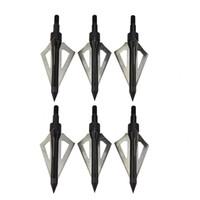 Kepala Anak Panah Hunting Arrow Head Aluminium Blade 1 PCS - 831CD