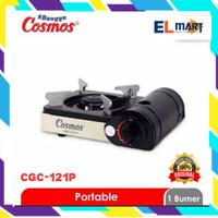 Cosmos kompor gas portable CGC-121P/kompor travel