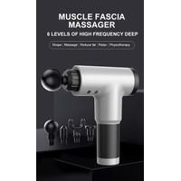 Muscle Fascial Massage Gun Alat Pijat Terapi Relaksasi Recovery