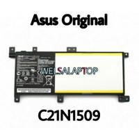 Baterai Batre Asus X556UA X556UB X556UF X556UJ X556UQ X556UR C21N1509